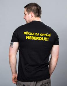 Pánské sportovní tričko Rybářské – Neberou