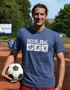 Pánské sportovní tričko Nohejbal – Nohejbal cool