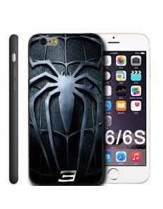 Kryt na mobilní telefon Black Spiderman