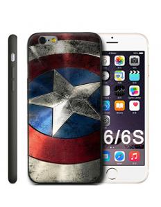 Kryt na mobilní telefon Captain America