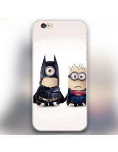 Kryt na mobilní telefon Minion Heroes - iPhone 5-5S