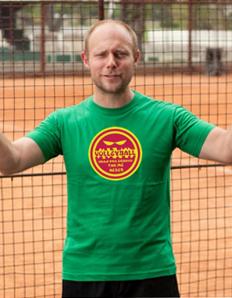 Pánské sportovní tričko Volejbal – Bugaaboo