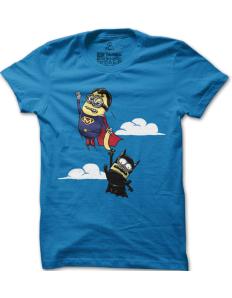 Pánské tričko s potiskem Minion´s fight