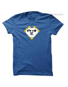 Pánské tričko s potiskem SuperPanda