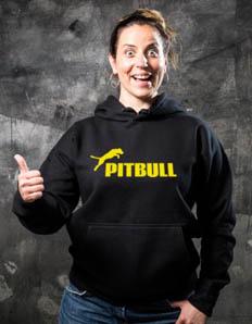 Sportovní mikina s potiskem Pitbull – Pitbull