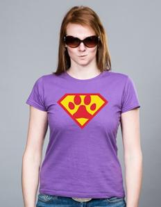 Dámské sportovní tričko Pejskaři – SuperPes