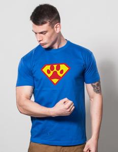Pánské sportovní tričko Pejskař - Superpes