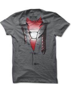 Pánské tričko s potiskem Iron Man Inside