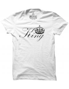 Pánské tričko s potiskem King