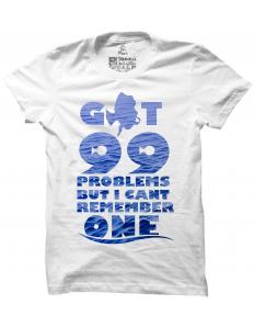 Pánské tričko s potiskem Got 99 problems