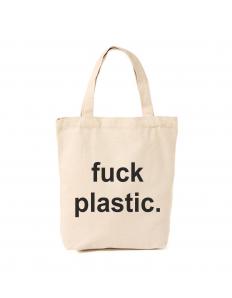 Dámská taška přes rameno Fuck plastic