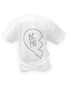 Dámské tričko s potiskem Best Friends část 1  c4fea2f460