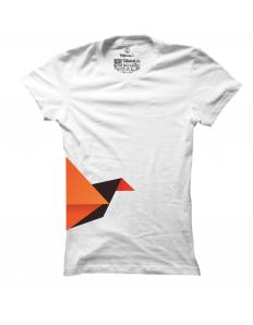 Dámské tričko s potiskem Pro středoškoláky