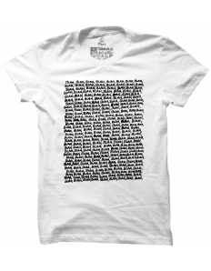 Pánské tričko s potiskem Bla Bla
