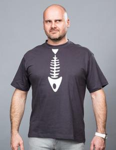 Pánské sportovní tričko Rybářské – Rybářská kravata