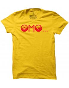 Pánské tričko s potiskem Pokémon OMG