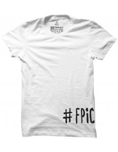 Pánské tričko s potiskem #fpicilajf
