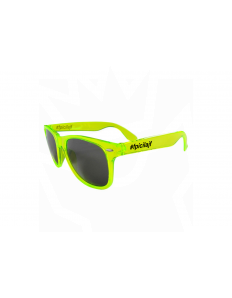 Sluneční brýle #fpicilajf fosforové barvy