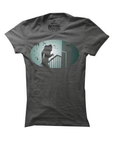 Dámské tričko s potiskem Legenda z Nosferatu