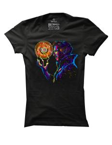 Dámské tričko s potiskem Dr. Strange