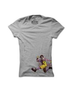 Dámské tričko s potiskem MC Klaun