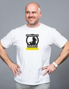 Pánské sportovní tričko Hasičské – Hasičský sbor
