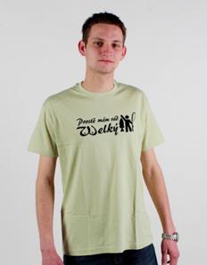 Pánské sportovní tričko Rybářské – Velký ryby