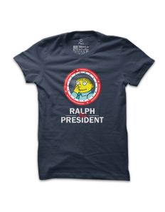 Pánské tričko s potiskem Ralph for president