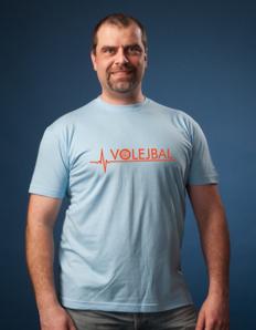 Pánské sportovní tričko Volejbal – Puls