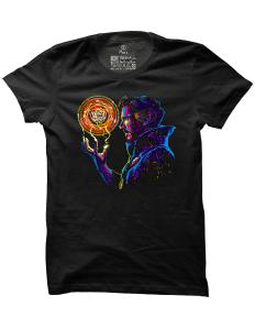 Pánské tričko s potiskem Dr. Strange