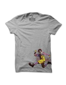 Pánské tričko s potiskem MC klaun