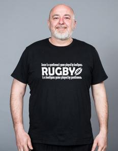 Pánské sportovní tričko Rugby game