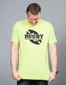 Pánské sportovní tričko Rugby gentlemen