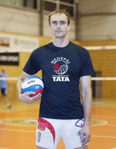Pánské sportovní tričko Volejbal – Volejbal táta