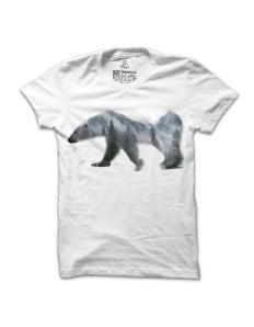 Pánské tričko s potiskem Medvěd
