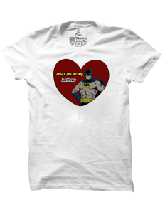 Pánské tričko s potiskem Batcave