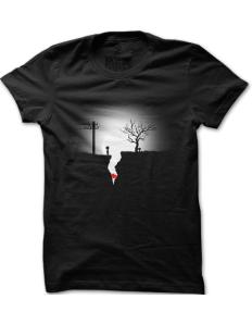 Pánské tričko s potiskem Limbo