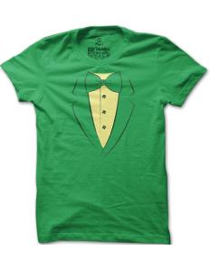 Pánské tričko s potiskem Leprikon