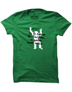 Pánské tričko s potiskem Opičák