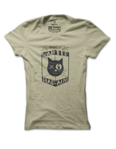 Pánské tričko s potiskem Kočka pana Schrodingera