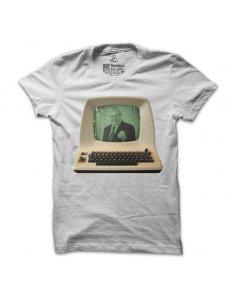 Pánské tričko s potiskem Ajťák Zeman