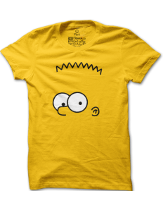 Pánské tričko s potiskem Žlutej rebel