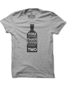 Pánské tričko s potiskem Absolut true