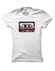Dámské tričko s potiskem Awesome mix