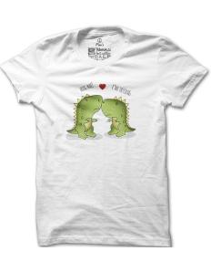 Pánské tričko s potiskem T-lover