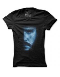 Dámské tričko s potiskem Snow