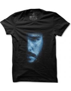 Pánské tričko s potiskem Snow