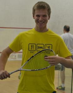 Pánské tričko Squash eat