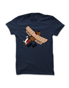 Pánské tričko s potiskem Mayday