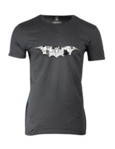 Pánské tričko s potiskem Hallobat